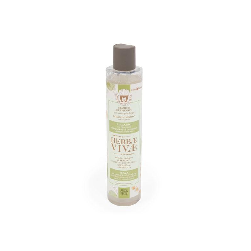 Farm Company Shampoo Districante Herbae Vivae Linea Biologica per Cani