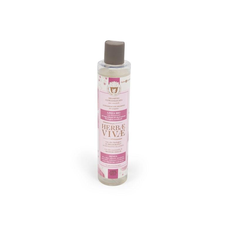 Farm Company Shampoo Ultradelicato Herbae Vivae Linea Biologica per Cuccioli
