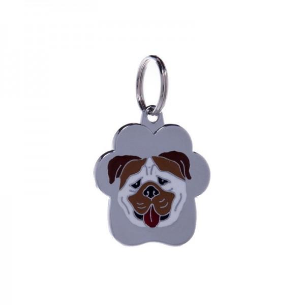Petitamis Medaglietta Rainbow Bulldog Inglese