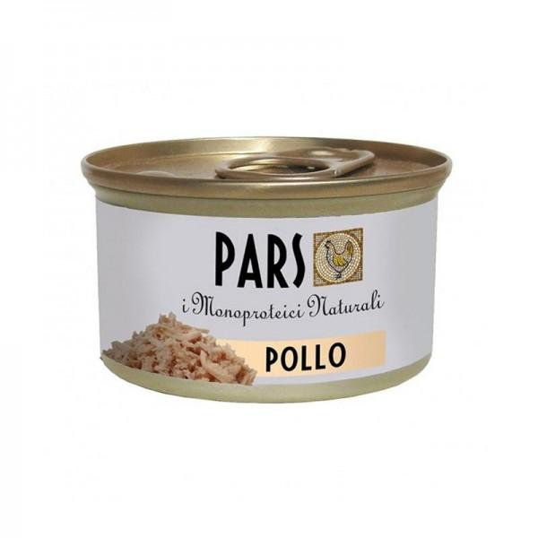 Pars Monoproteico Naturale Pollo per Cani e Gatti 70gr