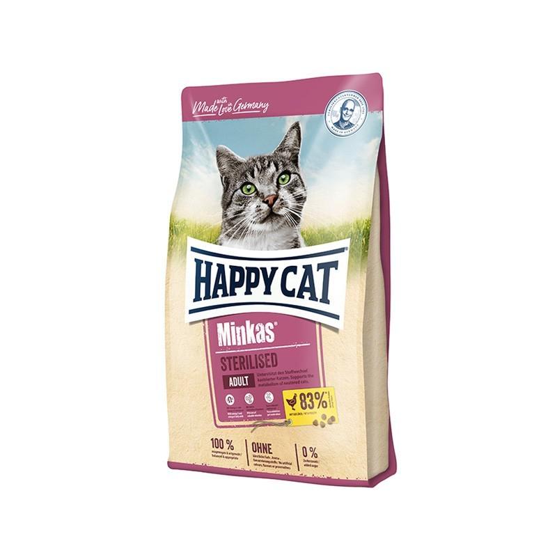 Happy Cat Adult Minkas Sterilized