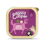 Edgard & Cooper Selvaggina e Pollame con Camomilla e Rooibos per Gatti 85gr