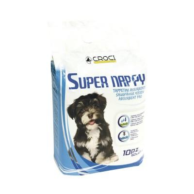 Croci Super Nappy Tappetini Igienici 10pz
