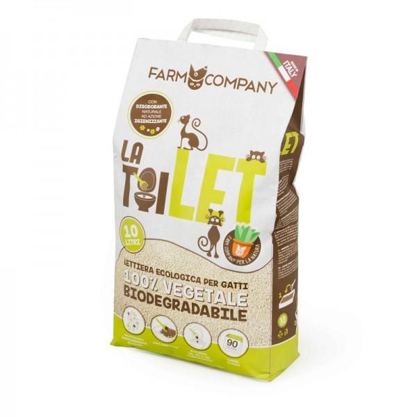 Farm Company Lettiera Vegetale La Toilet