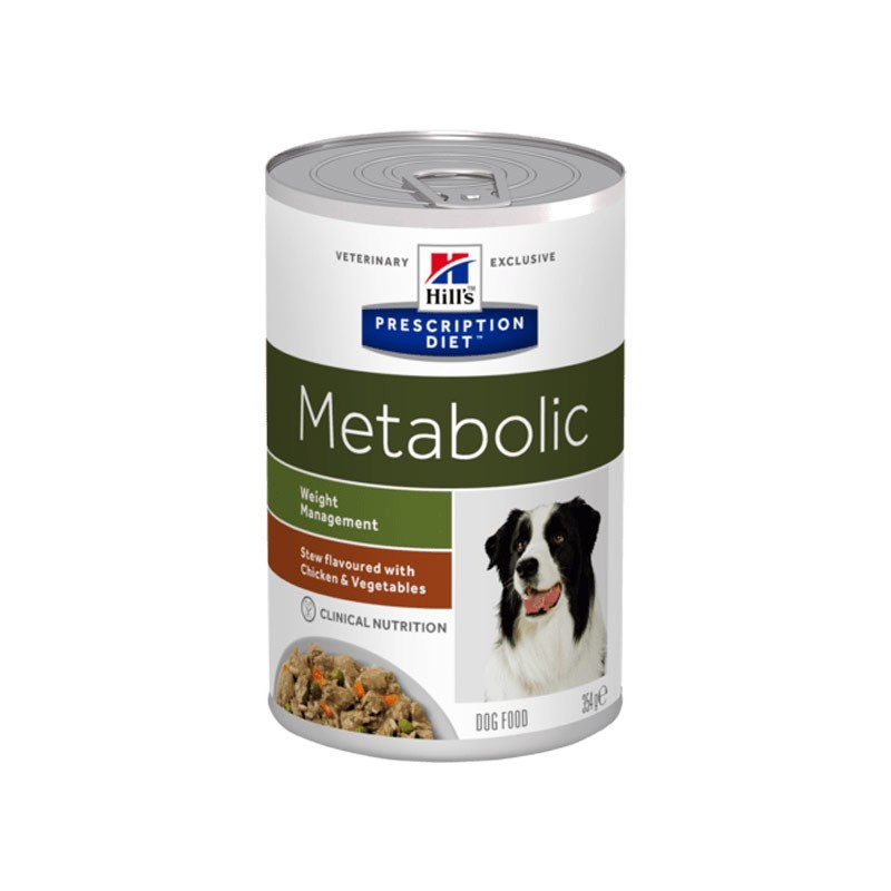 Hill's Prescription Diet Canine Metabolic Spezzatino con Pollo e Verdure