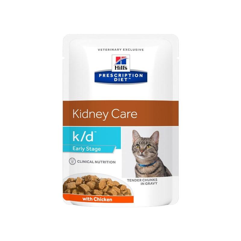 Hill's Prescription Diet Feline k/d ES Early Stage Umido