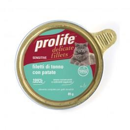 Prolife Adult Sensitive Filetti di Tonno e Patate