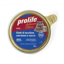 Prolife Adult Filetti di Tacchino con Tonno e Zucca