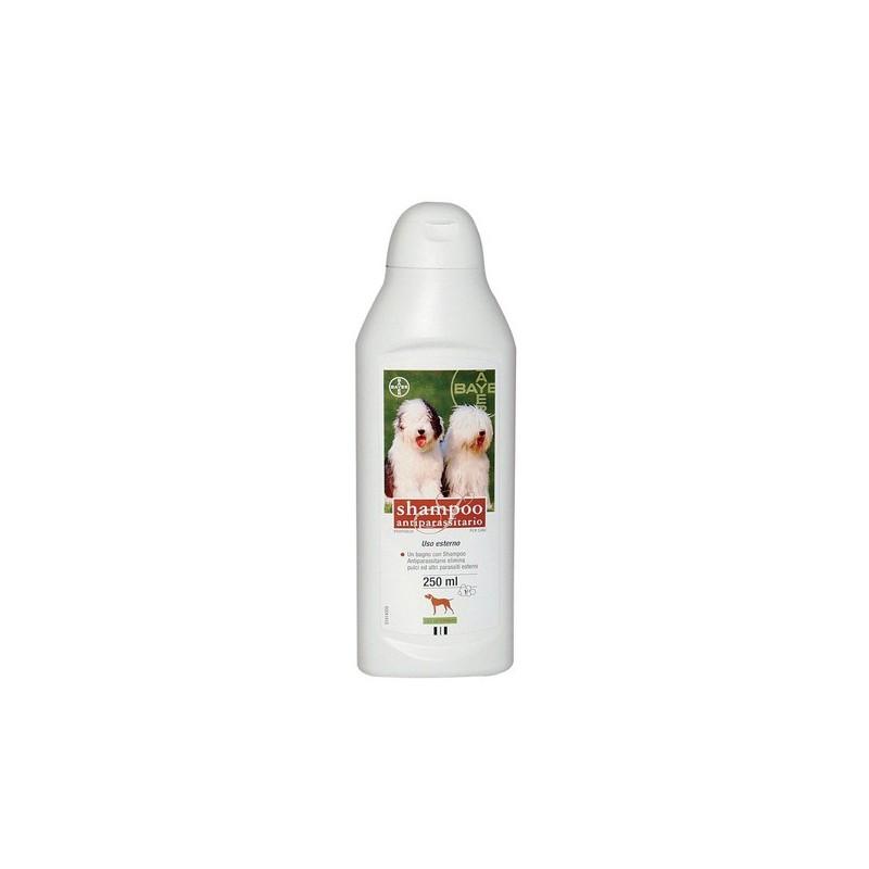 Bayer Shampoo Cane Antiparassitario
