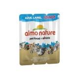 Almo Nature Snack Azul Label al Pollo per Gatti