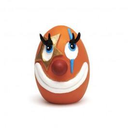 Lanco Gioco Eco-Friendly Uovo Pagliaccio per Cani