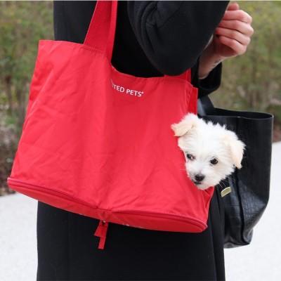 United Pets Borsa Lazy Dog Rossa