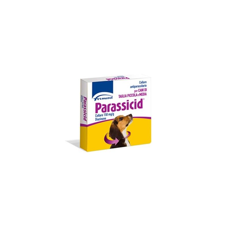 Formevet Parassicid Collare Cane