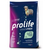 Prolife Dog Adult Medium/Large Sensitive Pesce e Patate