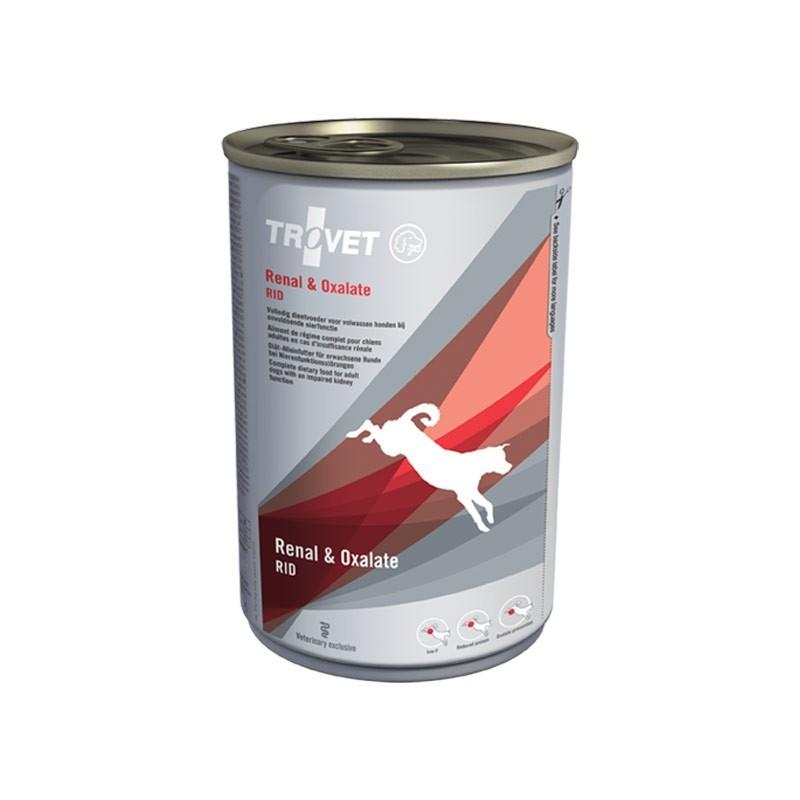 Trovet Renal-Oxalate Umido per Cani