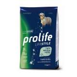 Prolife Dog Life Style Adult Medium/Large Light Pesce Bianco e Riso