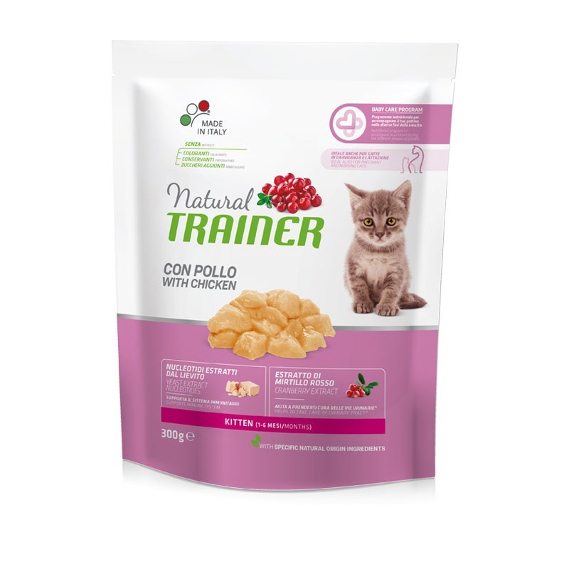Trainer Natural Kitten al Pollo