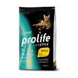 Prolife Cat Lifestyle Adult Pollo e Riso