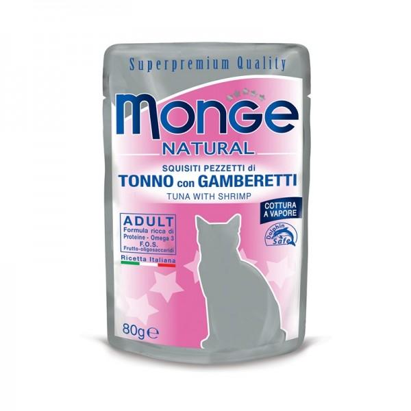 Monge Adult Tonno e Gamberetti