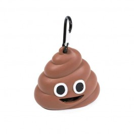 Farm Company Porta Sacchetti Smiley Poop Bag