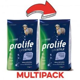Prolife Life Style Mature Medium/Large Pesce e Riso
