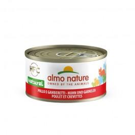 Almo Nature Pollo e Gamberetti