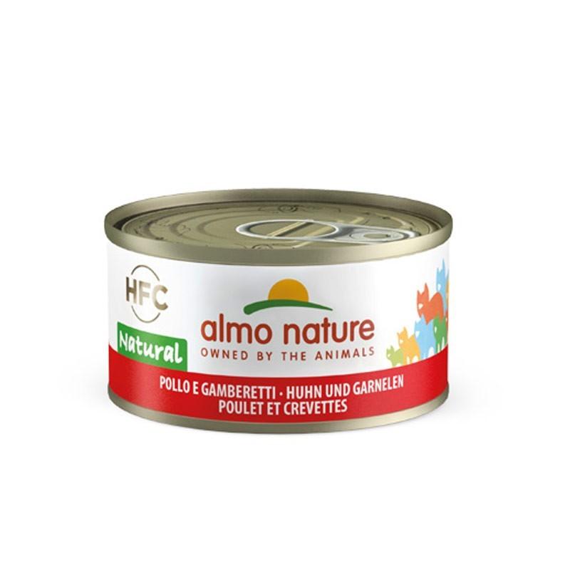 Almo Nature HFC Natural Pollo e Gamberetti