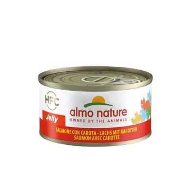 Almo Nature HFC Jelly Salmone e Carote