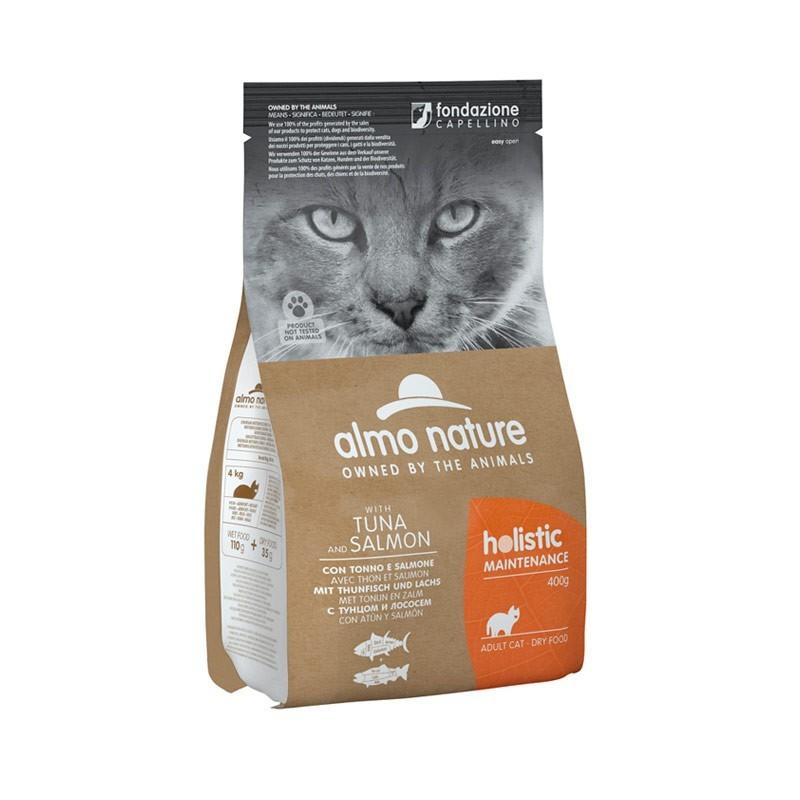 Almo Nature Holistic Maintenance Adult Cat Tonno e Salmone