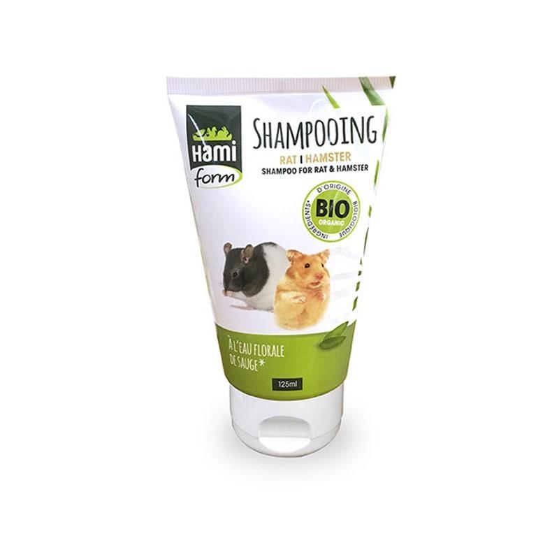 Hamiform Shampoo Biologico Senza Risciacquo per Roditori
