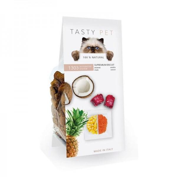 Tasty Pet Mignon Depurative System con Anatra e Cocco