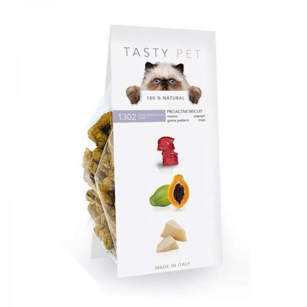 Tasty Pet Mignon Cardiovascular Care con Manzo e Papaya