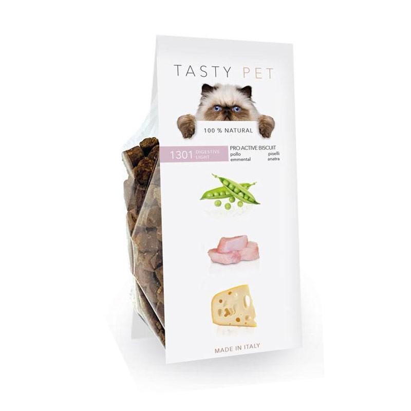 Tasty Pet Mignon Digestive Light con Pollo e Piselli