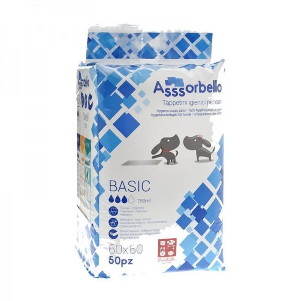 Ferribiella Tappetini Igienici Assorbello per Cani