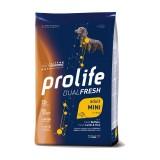 Prolife Dog Dual Fresh Adult Mini Bufalo, Agnello e Riso