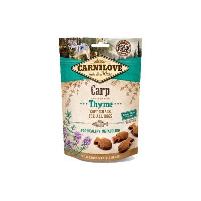 Carnilove Snack Semi Most Carpa eTimo per Cani