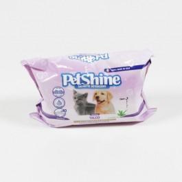 Porrini Pet Shine Salviette Detergenti