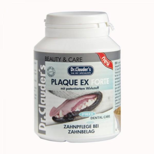 Dr Clauder's Plaque EX Forte Plus Antitartaro per Cani