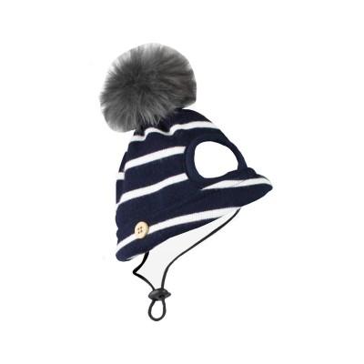 Croci Cuffia Downy Stripes