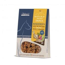 Natura+ Snack Risocrock con Tacchino