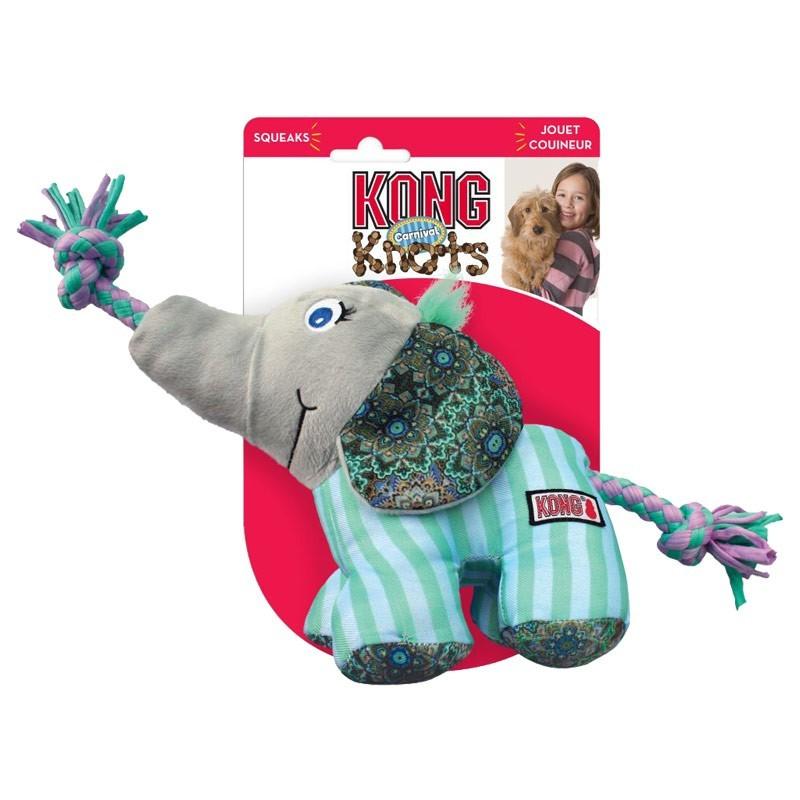 KONG Peluche Elefante Knots