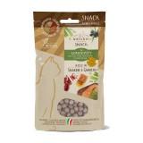 Natura+ Snack Longevity Salmone e Gamberi per Gatti