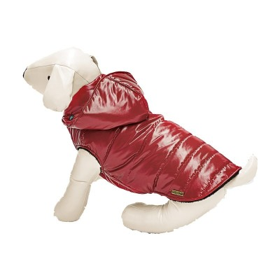 Dog Line Impermeabile Vermont Rosso