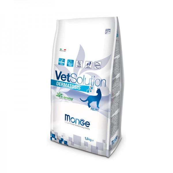 Monge VetSolution Dermatosis per Gatti