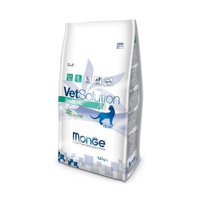 Monge VetSolution Diabetic per Gatti