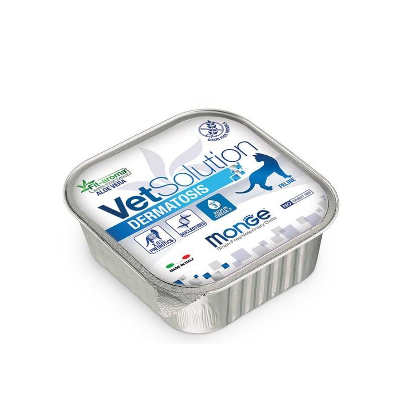 Monge VetSolution Dermatosis Umido per Gatti