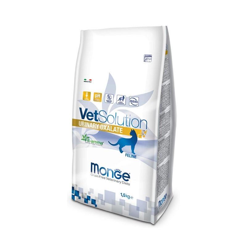 Monge VetSolution Urinary Oxalate per Gatti