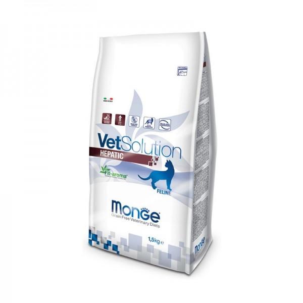 Monge VetSolution Hepatic per Gatti
