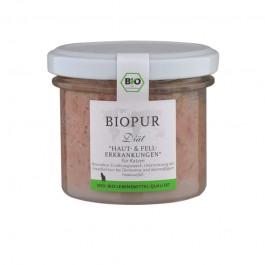 Biopur Vet Diet Cute e Pelo Umido per Gatti 100 g