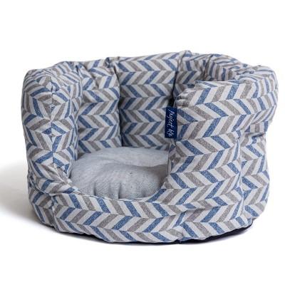 Leopet Cuccia Softy Blu